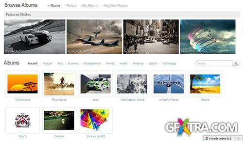 Hire-Experts - Advanced Photo Albums plugin 4.2.0p2 for SocialEngine 4x - NULL