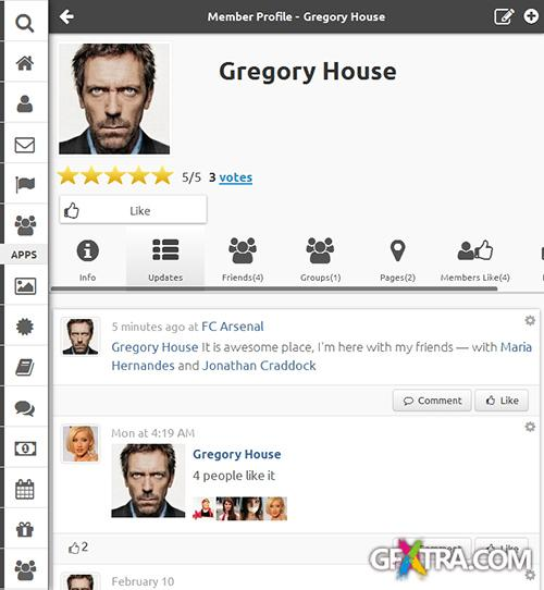 Hire-Experts - Touch-Tablet plugin 4.2.0p2 for SocialEngine 4x
