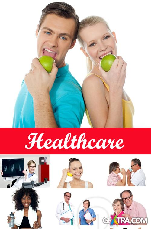 UHQ Stock Photo - Healthcare, 75xJPGs