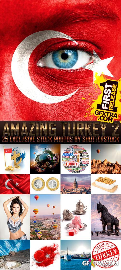 Amazing SS - Amazing Turkey 2, 25xJPGs