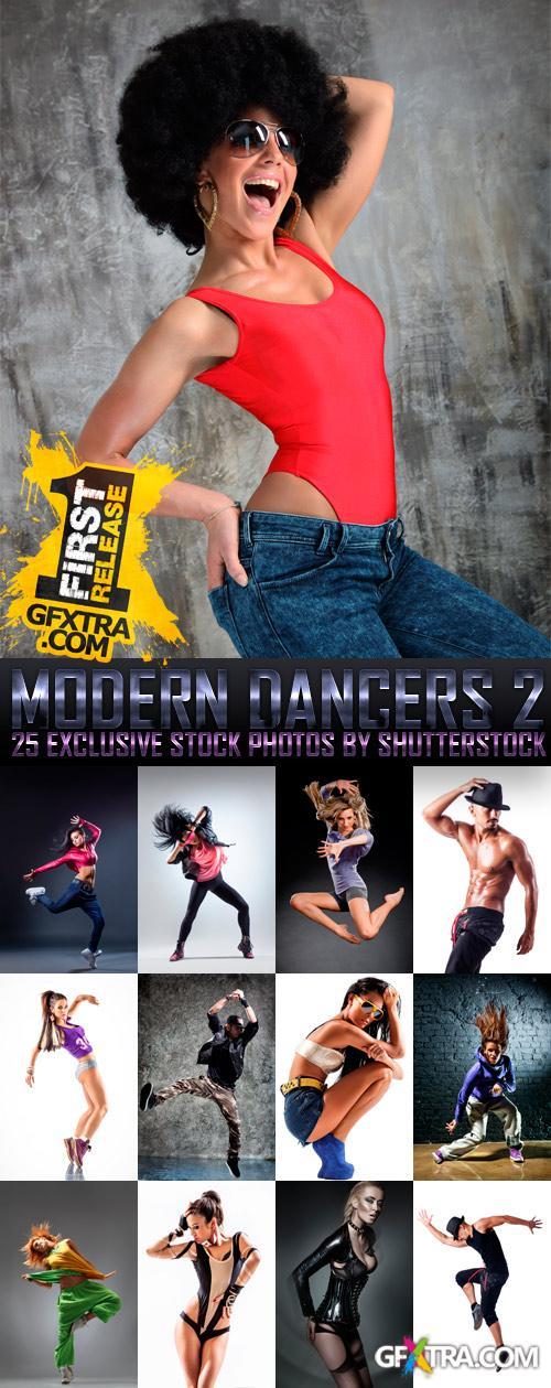 Amazing SS - Modern Dancers 2, 25xJPGs
