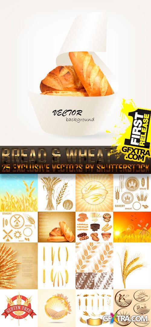 Amazing SS - Bread & Wheat, 25xEPS