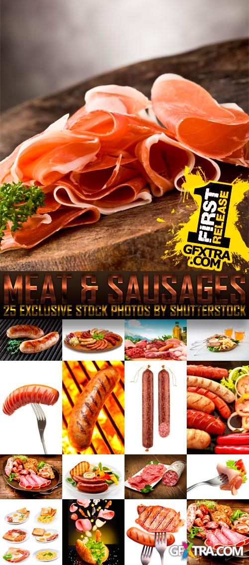 Amazing SS - Meat & Sausages, 25xJPGs