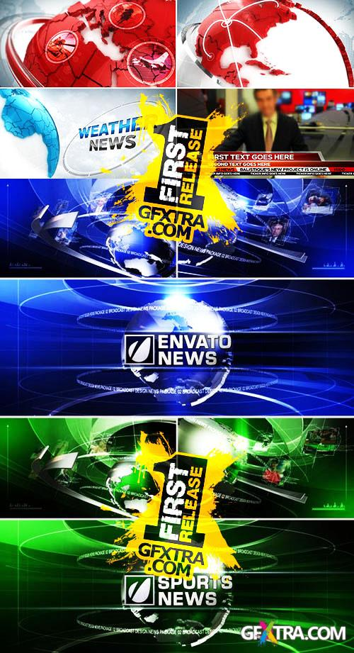News Broadcast Pack 2013