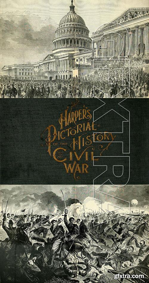 Harper's Pictorial History of the Civil War (1894)