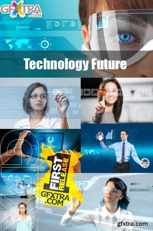 Technology Future - 25 HQ Images (Fotolia)