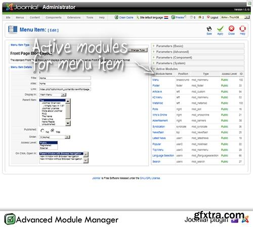 Nonumber - Advanced Module Manager Pro v4.4.0 for Joomla 2.5 - 3.x