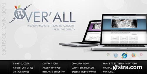 ThemeForest - OverALL v1.0 - Business, Portfolio and Blog Web Site - FULL