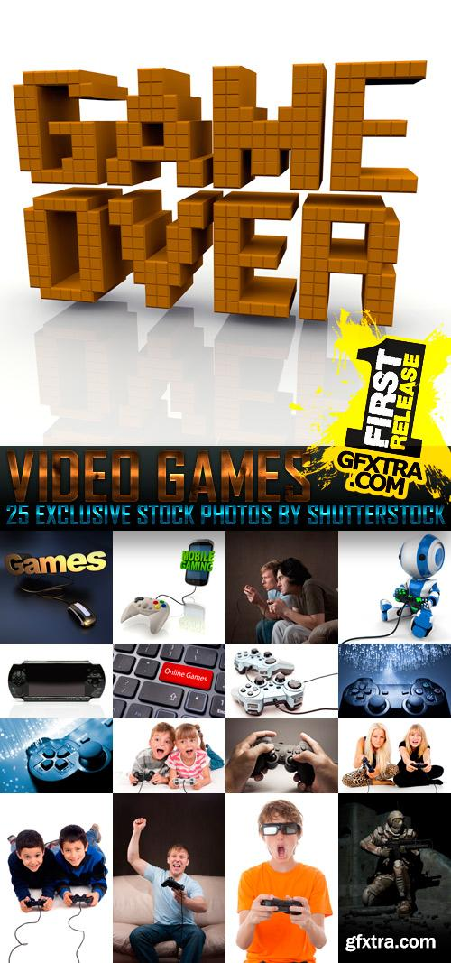 Amazing SS - Video Games, 25xJPGs