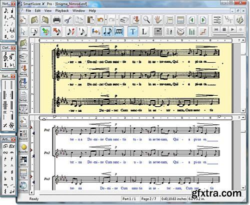 Musitek SmartScore X2 Professional Edition 10.5.4 Portable