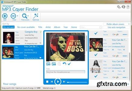 Ashampoo MP3 Cover Finder 1.0.7.1 Multilingual