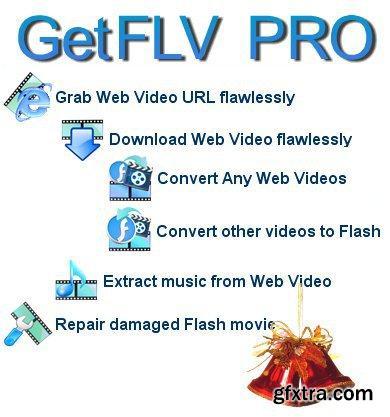 GetFLV Pro 9.3.4.5