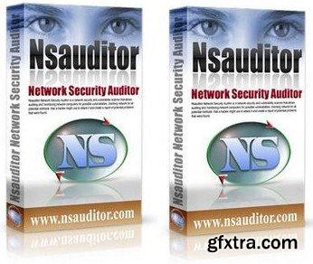 Nsauditor Network Security Auditor 2.6.7.0