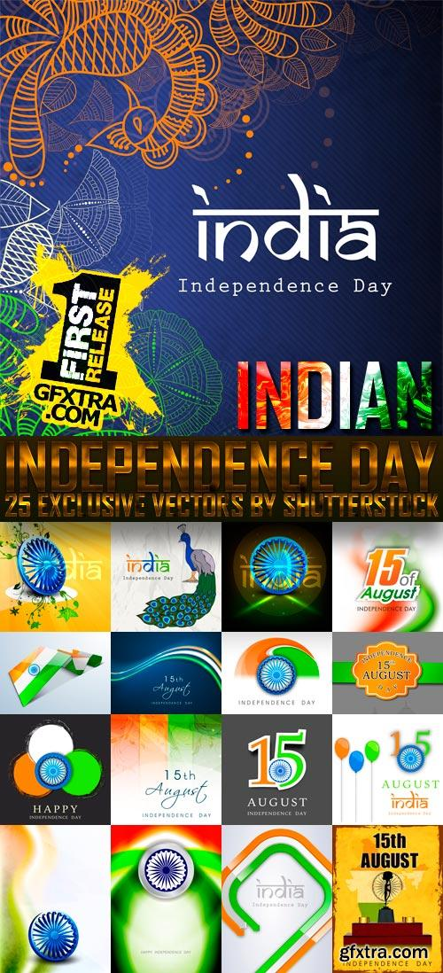Amazing SS - Indian Independence Day, 25xEPS