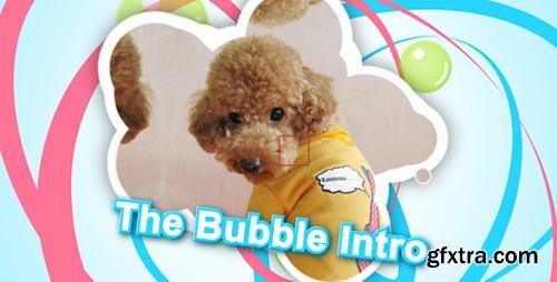 Videohive The Bubble Intro 222178 HD