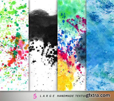 Large Textures - SET 7