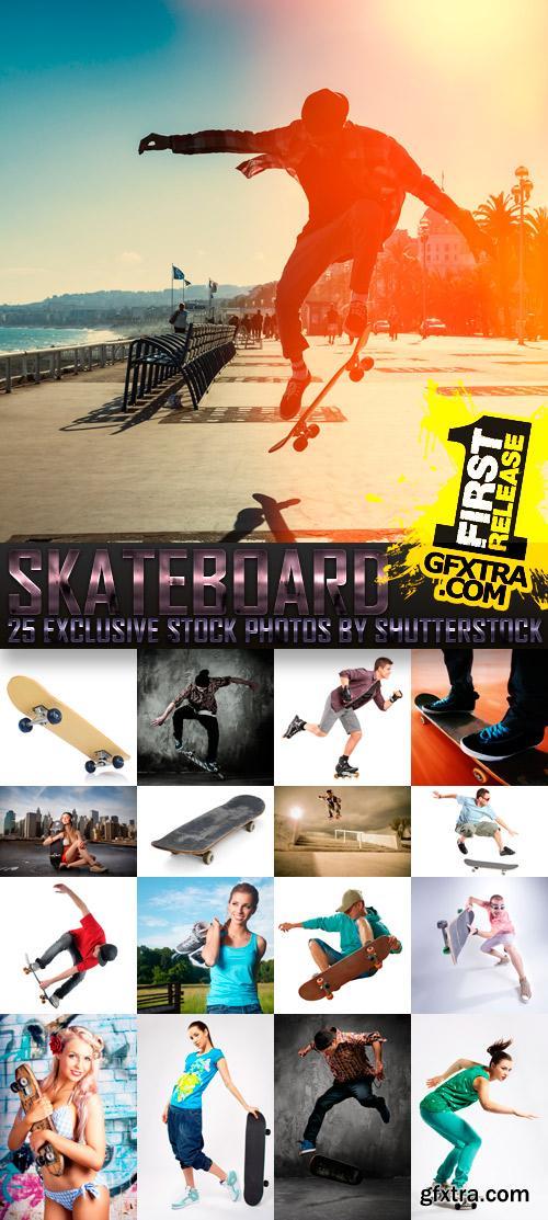 Amazing SS - Skateboard, 25xJPGs