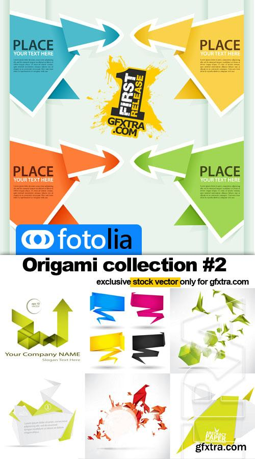 Origami collection #2 - 25x EPS