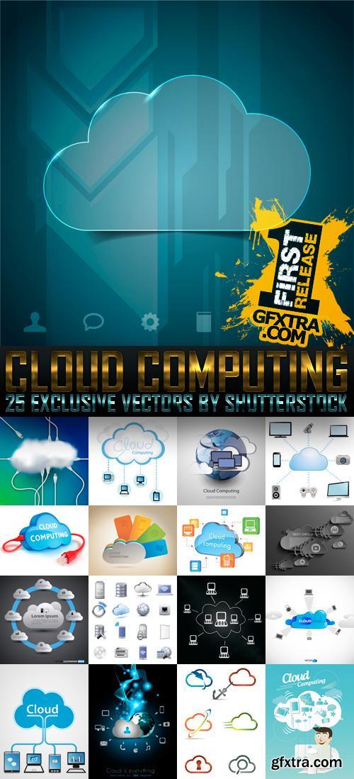 Amazing SS - Cloud Computing, 25xEPS