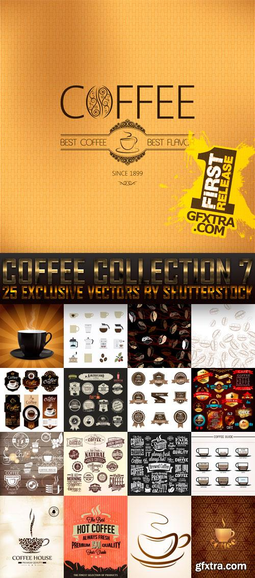 Amazing SS - Coffee Collection 7, 25xEPS