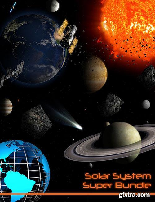 Solar System Super Bundle. Streams Songs mp3 Online. e media magazin 09 20
