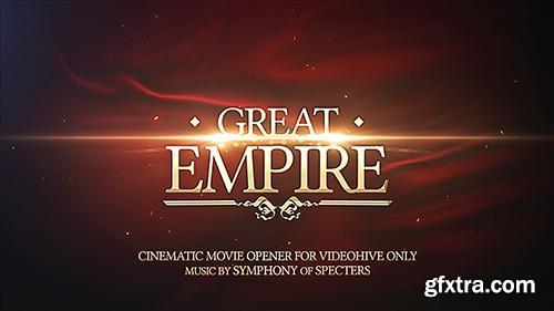 Videohive Great Empire Opener