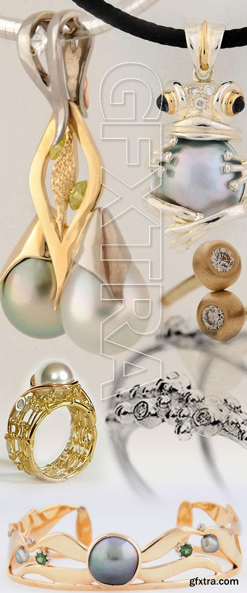 Jewelry Rings 69xJPGs