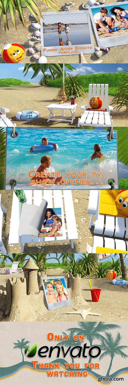 Videohive Magic Summer 4455568