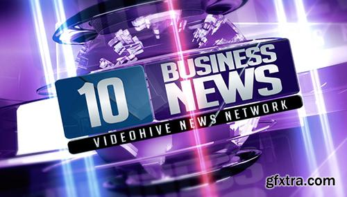 Videohive News Ident Pack