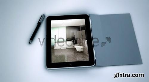 Videohive 3D Tablet For Your Business V.1.0