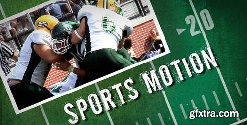 Videohive Sports Motion 35607