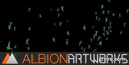 Videohive Flocking Bird Generator 301437