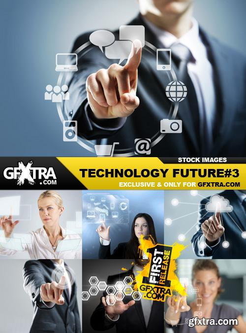 Technology Future#3 - 25 HQ Images
