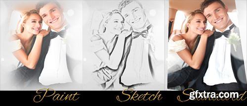 Videohive Wedding Intro & Wedding Slideshow