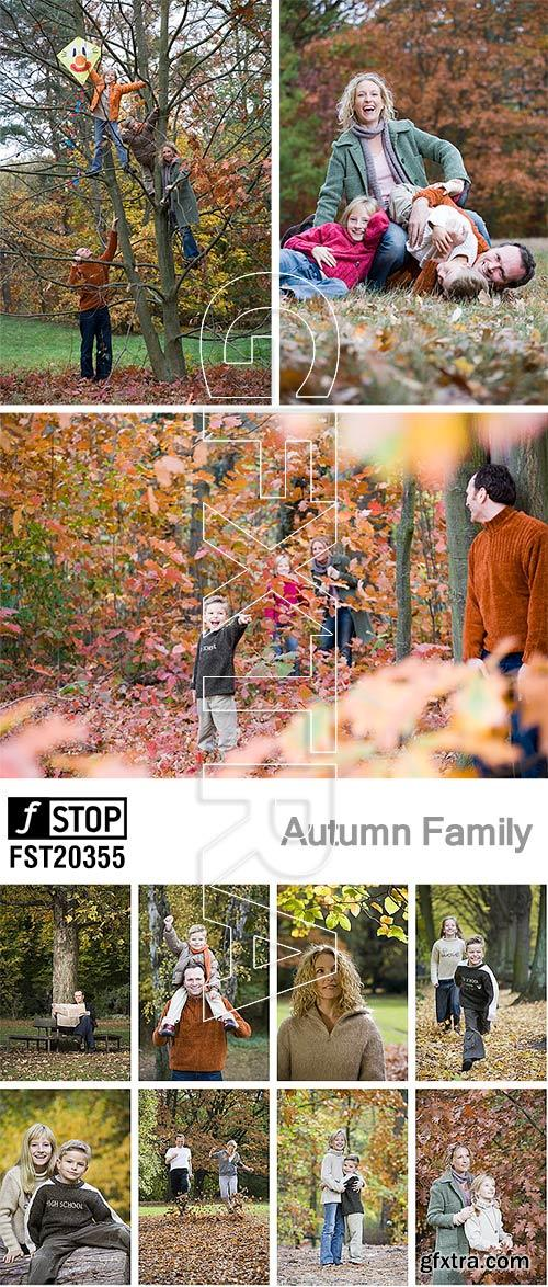 fSTOP 20355 Autumn Family