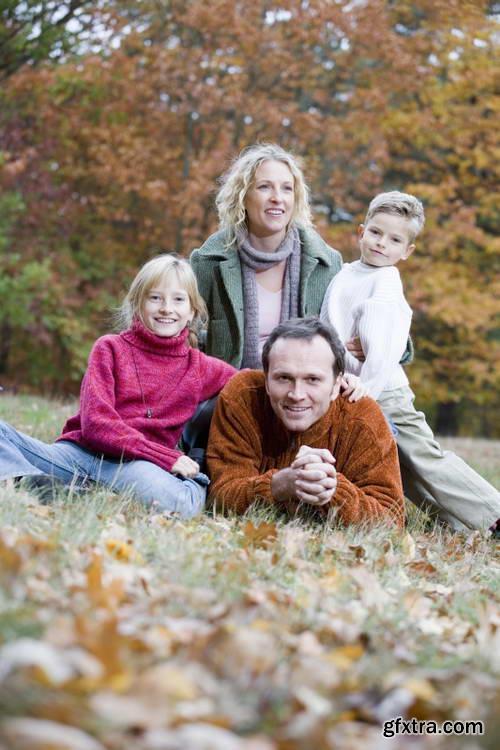 fSTOP 20355 Autumn Family