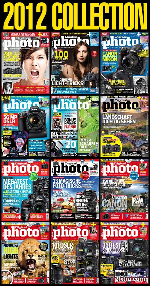 DigitalPHOTO Magazine 2012 Full Year Collection