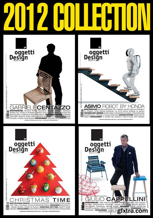 Oggetti Design - Full Year 2012 Collection