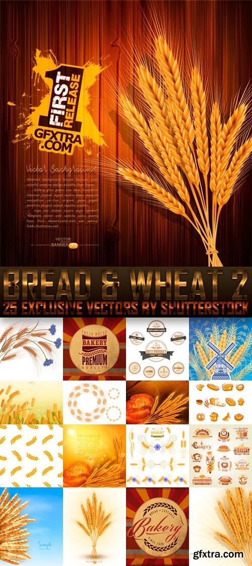Amazing SS - Bread & Wheat 2, 25xEPS