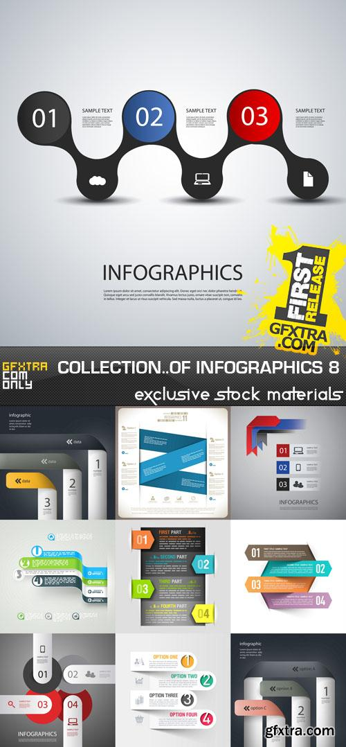 Collection of infographics vol.8