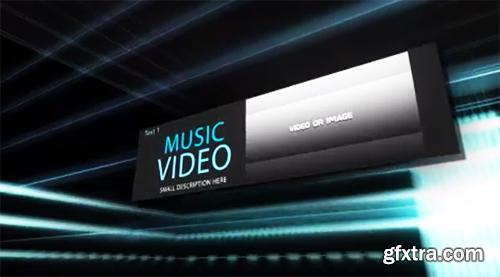 Electronic Media Presentation - After Effects Template