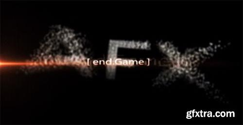 End Game - After Effects Template