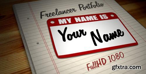 Videohive Freelancer Portfolio - Hi, My Name is...