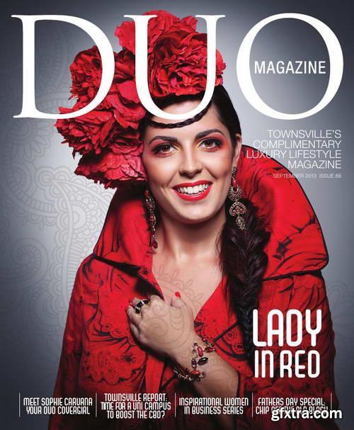 Duo Magazine - September 2013