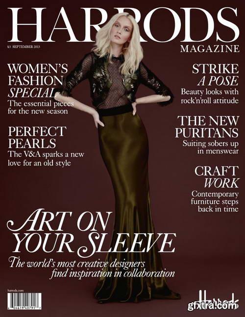 Harrods Magazine - September 2013