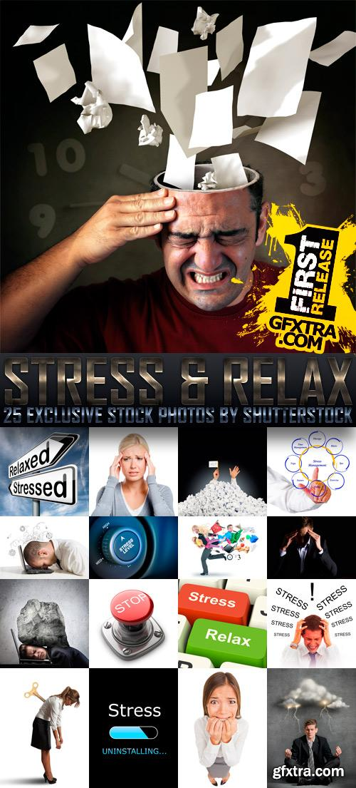 Amazing SS - Stress & Relax, 25xJPGs