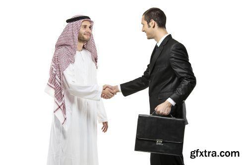 صورة عاليه الجودا رجال اعمال العرب iStockPhoto Arab Business ميديافاير,بوابة 2013 1378125703_istock_00