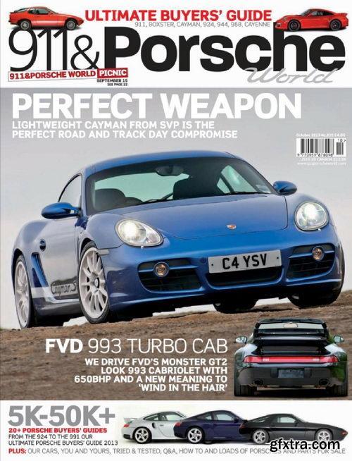 911 & Porsche World - Issue 235, 2013
