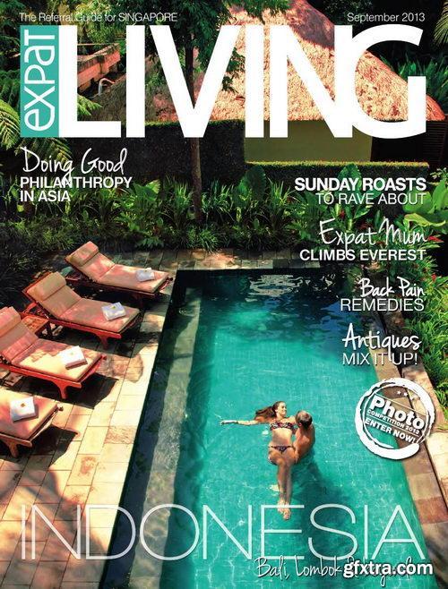 Expat Living Singapore - September 2013
