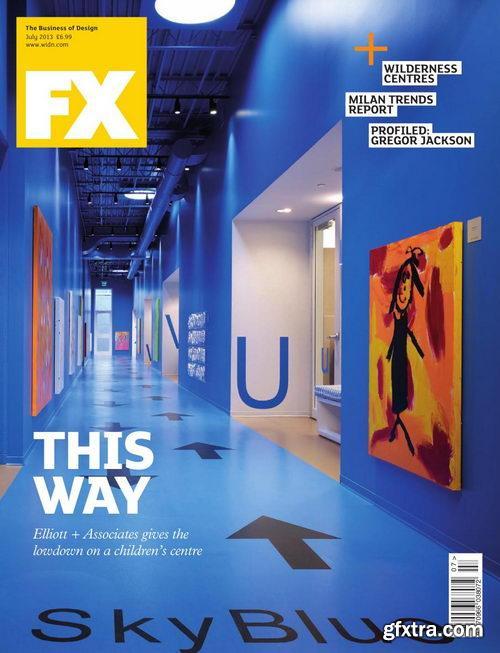 FX Magazine July 2013